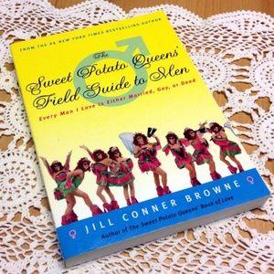 3/$10! Sweet Potato Queens Field Guide to Men